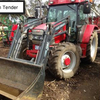 McCormick CX85 Tractor Trima FE Loader & Bucket - Large Machinery - Used