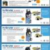 Kranzle High Pressure Cleaners *ON SALE* Valid June/July 2016