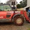 MANITOU 730 Telehandler For Sale - Machinery & Equipment