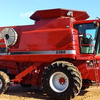 Case 2388 Header with 1052 30ft Draper Front - Machinery & Equipment