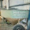 Boyd Steel Oat Feeder