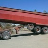 Hamelex White Tri Axle Tipper Trailer For Sale