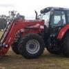 2015 Massey Ferguson MF 5440 Tractor FEL