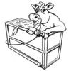 Downer Cow Recovery Float Tank - Farm Supplies