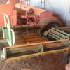 Econofeed Round Bale feedout wagon
