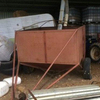 2 ton chaser bin/feed out wagon pto driven