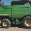John Deere 9670 STS Header For Sale 08 Model- Crop Ready!