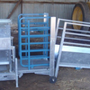 Peak Hill Industries - Sheep immobiliser as new - Livestock