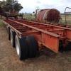Krueger 45ft Tri Axle Drop Deck - Trucks & Trailers