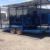 Peakhill industries crutching trailer