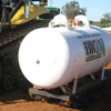 Anyhdrous Tanks with mounts 2.2kl capacity 2 tanks - Large Machinery - Used