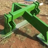Heavy Duty 3 point linkage single tyne ripper - Machinery & Equipment