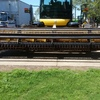 New Holland HS18 Mower Conditioner, Rubber Rollers