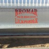 1 Bromar Lick Feeder - Livestock Equipment