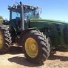 John Deere 8530 FWA  - Machinery & Equipment