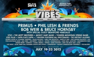 Gathering of the Vibes 2012 Lineup
