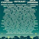 Firefly Music Festival 2014 Lineup