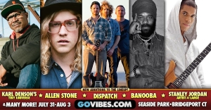 Gathering Of The Vibes 2014 Lineup - Additional Artists