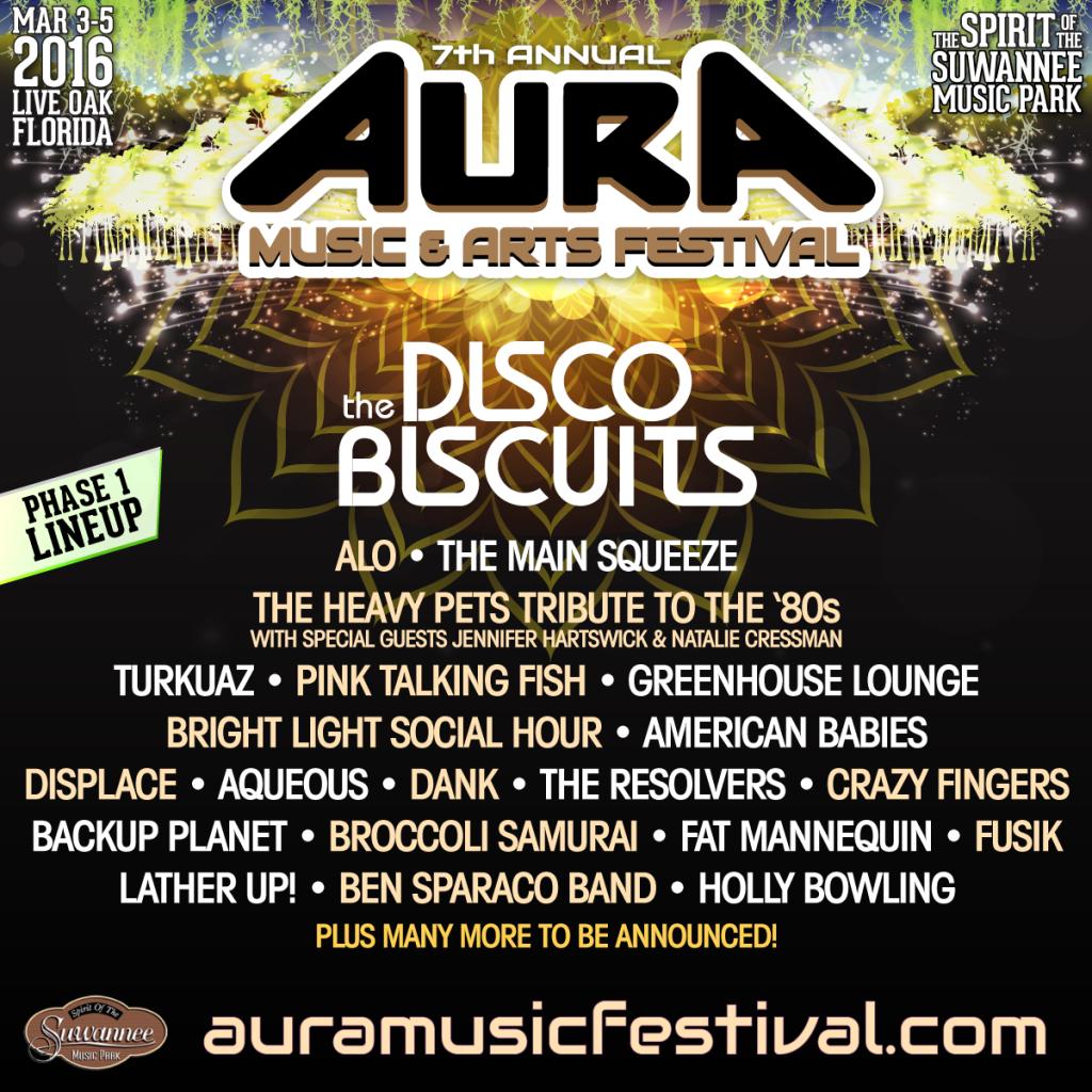 AURA Music & Arts Festival 2016