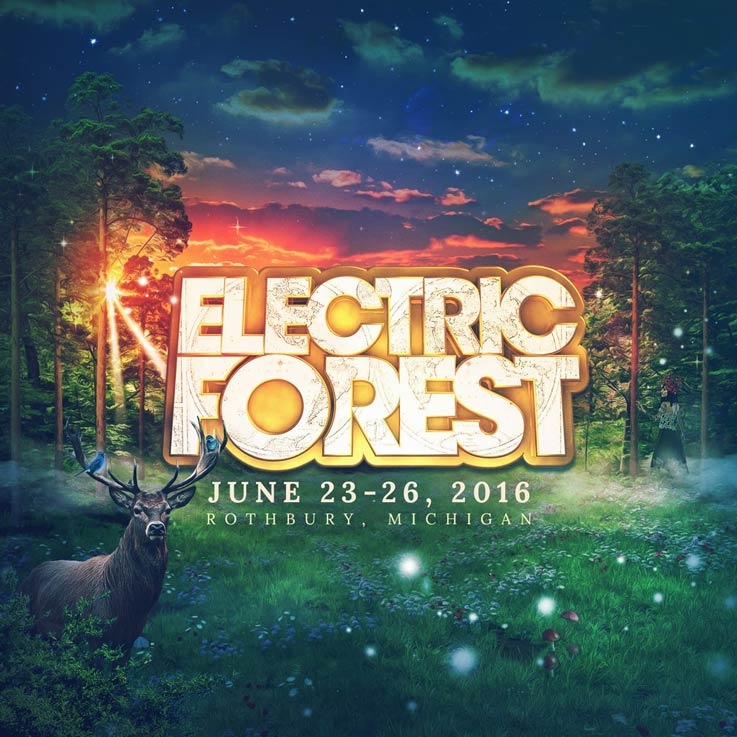 Electric Forest Festival 2016