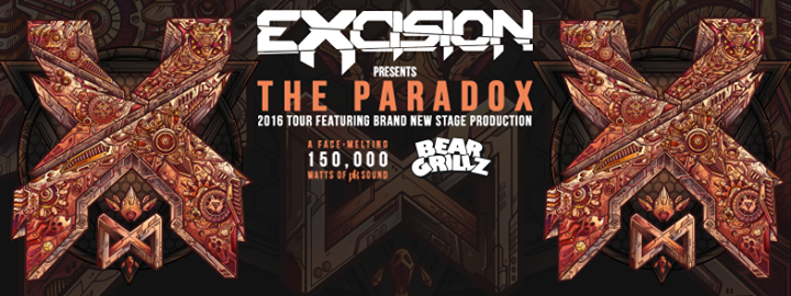 Excision @ Tabernacle ATL 3/5