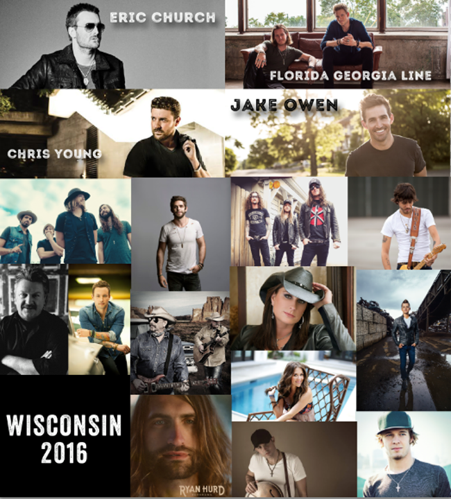 Country Thunder Wisconsin 2016