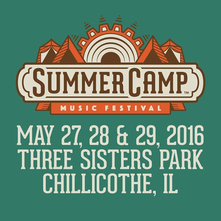 Summer Camp Music Festival 2016