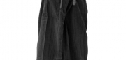 2-Tone-Thai-Fisherman-Pants-Yoga-Trousers-Free-Size-Cotton-Gray-and-Charcoal-0