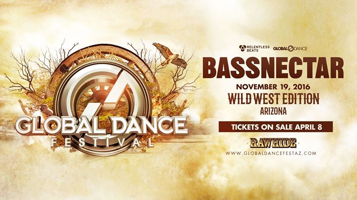 Global Dance Festival Arizona 2016