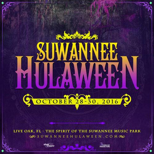Suwannee Hulaween 2016