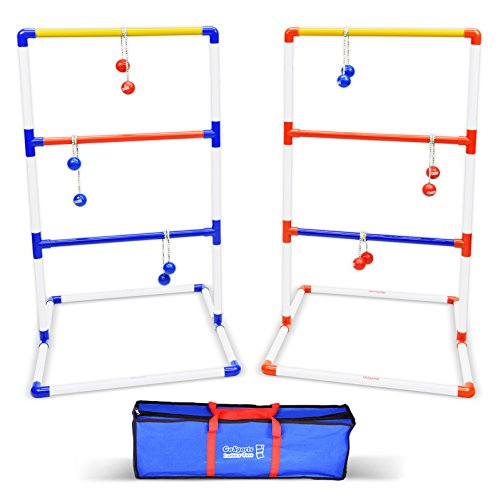 GoSports-Premium-Ladder-Toss-Game-with-6-Bolos-and-Carrying-Case-0