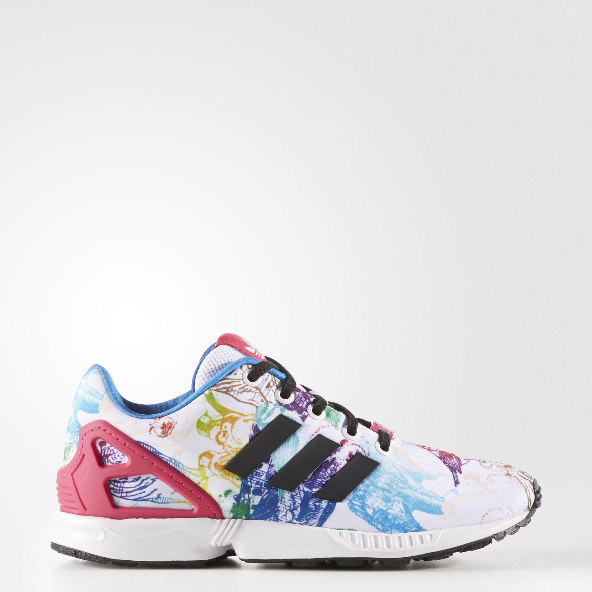 zapatillas adidas zx flux niño