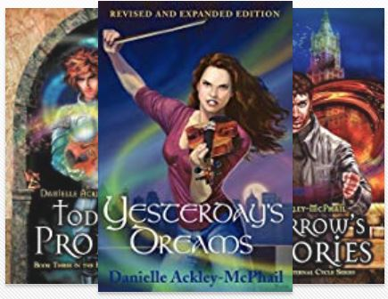 The Eternal Cycle Book Series (3 Books)
