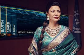 Aghdashloo as Avasarala
