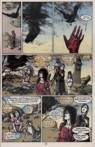 The Sandman Vol 10 The Wake By Neil Gaiman Fantasy Literature