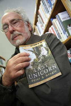 Author Peter S. Beagle
