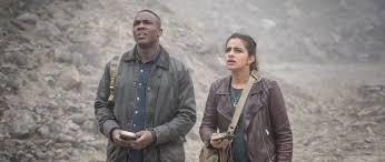 """Will they like us?"" Ran and Yaz wonder. (c)BBC America 2018"