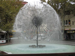 El Alamein Fountain, Sydney, Australia (courtesy of Wikipedia)