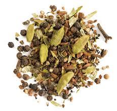 Chai tea with cardamom