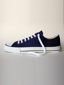 Navy-lowtops