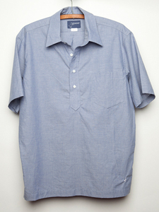 Pebble Beach Chambray Blue Button Down