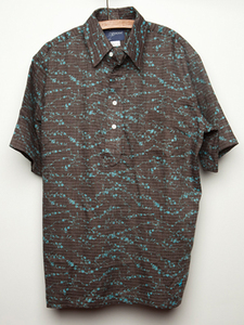 Havana Central Short Sleeve Button Down