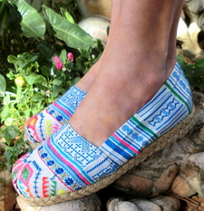 Blue___white_vegan_loafers_in_hmong_embroidery___batik-004