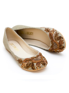 KOEL Ballet Flat