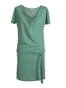 La Rochelle Dress in Sea Green