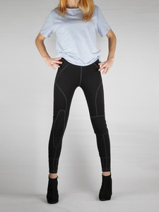 Moto Chic Leggings