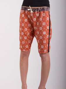 City Print Shorts 