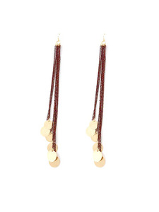 Chain Gold Duster Earrings