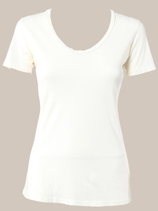 Timeless Scoop Neck Tee