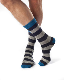 Jack - Men&#x27;s Organic Cotton Fashion Socks